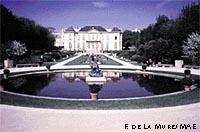 Сад Музея Родена в Париже