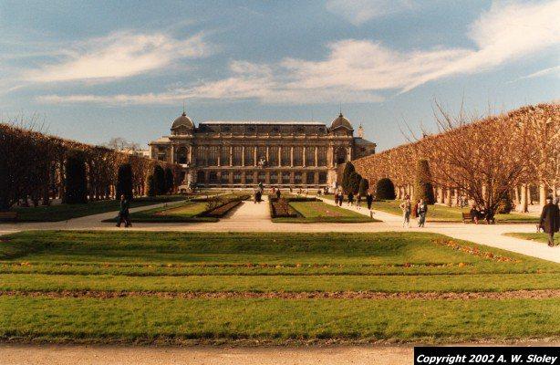 Ботанический Сад (Jardin des Plantes)