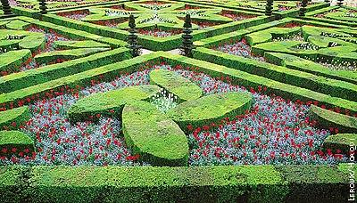 Французские парки