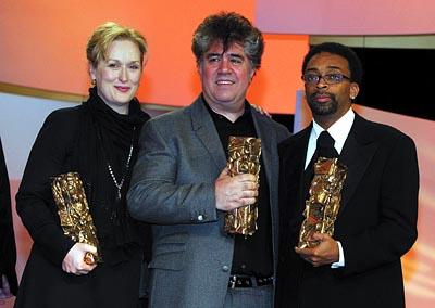 Сезар 2003, международные лауреаты