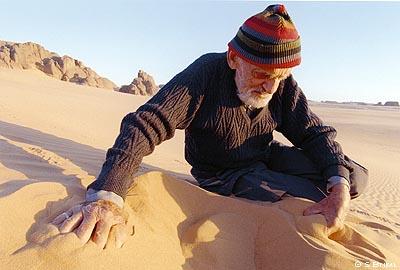 Ученый, влюбленный в пустыню