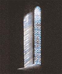 Витраж: новые архитекторы света
