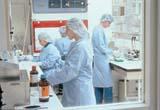 Лаборатория Института Пастера в Париже