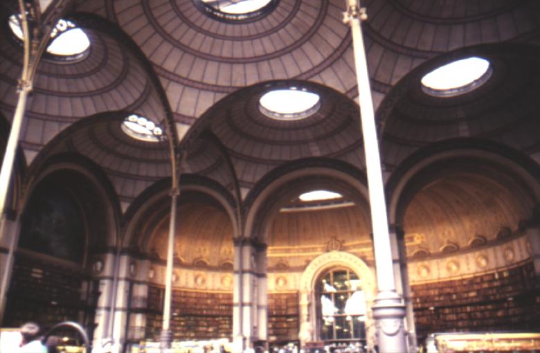 Нацианальная библиотека