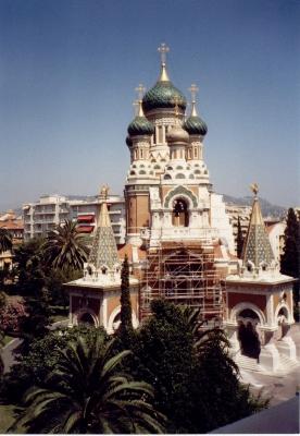 церковь в Ницце