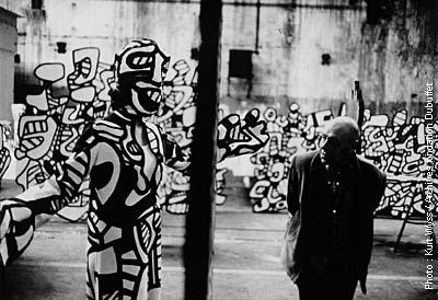 Жан Дюбюффе: Гений чистого искусства