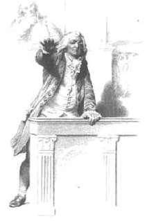 Оноре Габриель Рикети де Мирабо