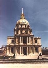 Дом Инвалидов (Invalides - Musée de l'Armée)