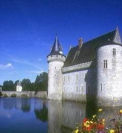 Замок Сюлли.
