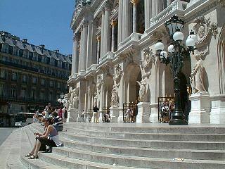 Парижская Опера (Опера Гарнье)