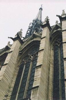 Часовня Сент-Шапель (Sainte-Chapelle)