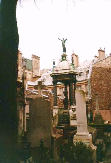Кладбище ПАССИ