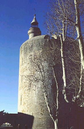 Замок Эг-Морт.
