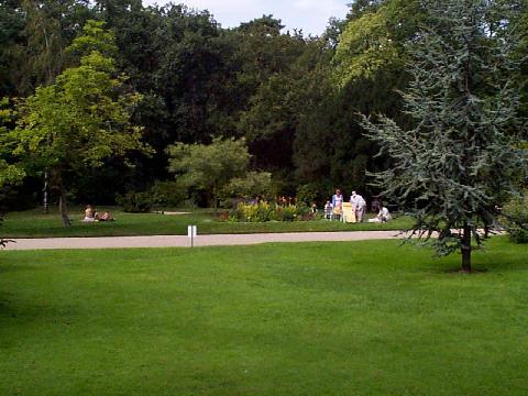 Булонский Лес (Bois de Boulogne)