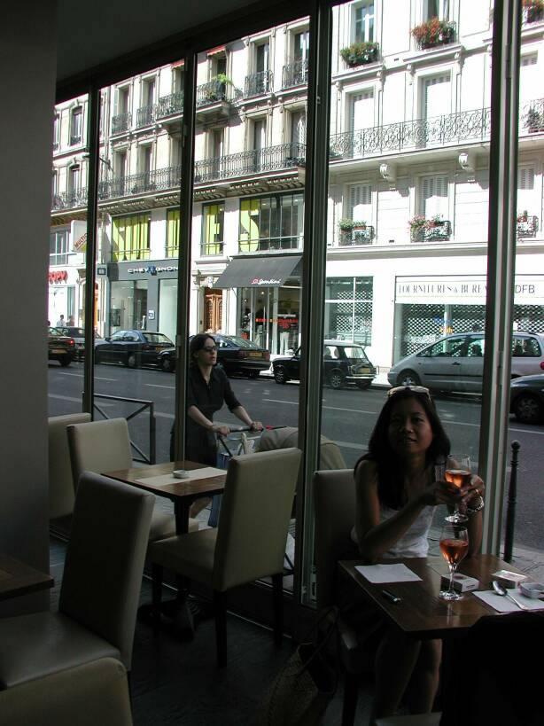 Barbara Bui Cafe