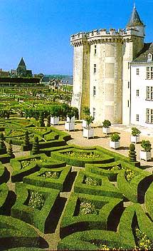 Знаменитые сады